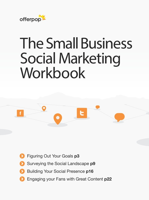 The Small Business Social Marketing Workbook