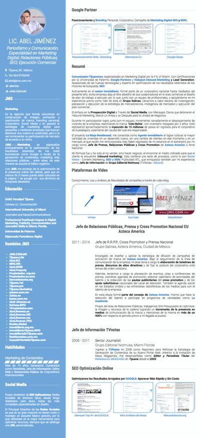 Mercadologo Tijuana Estrategia Digital Para Google Posicionamien