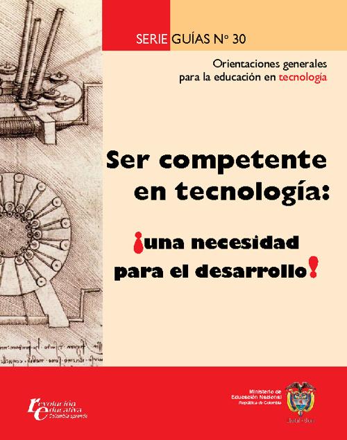 Ser competente en Tecnologia