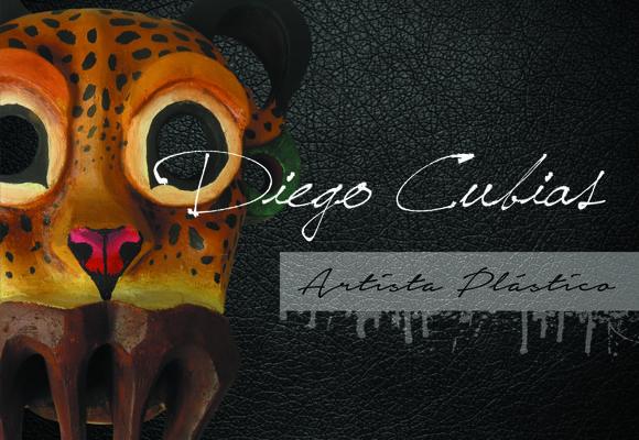 Diego Cubias Artista Plastico