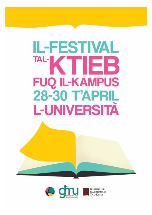 Il-Festival tal-Ktieb fuq il-Kampus || Programm tal-Attivitajiet
