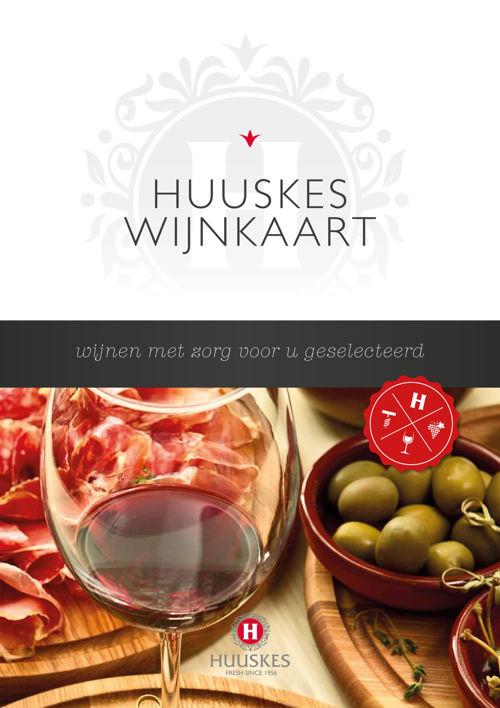 Digitale wijnkaart