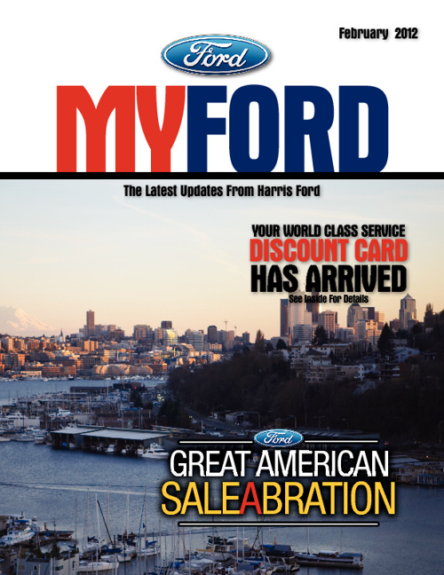 Harris Ford February Edition