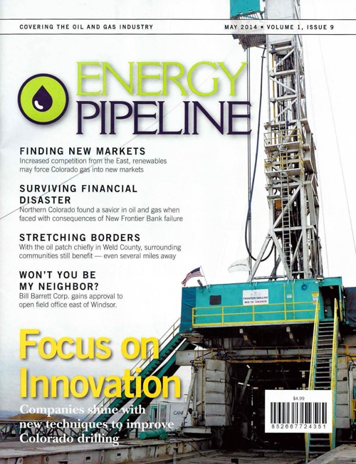 Energy Pipeline - Interview with Frank Ingriselli