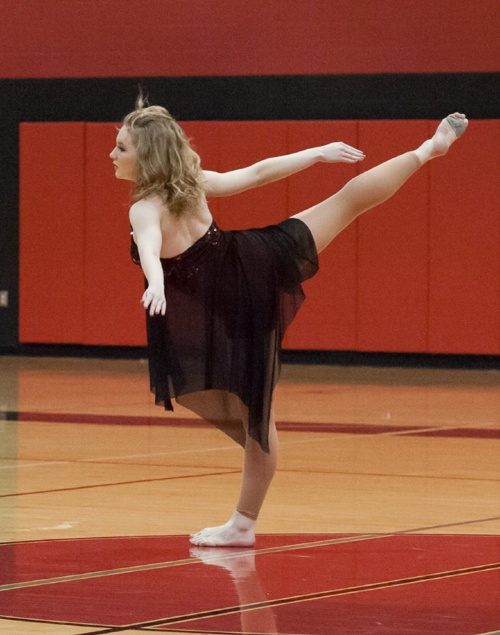 Rae Dance Competitions