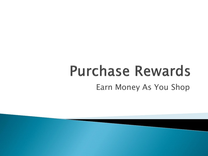 Purchase Rewards Guide