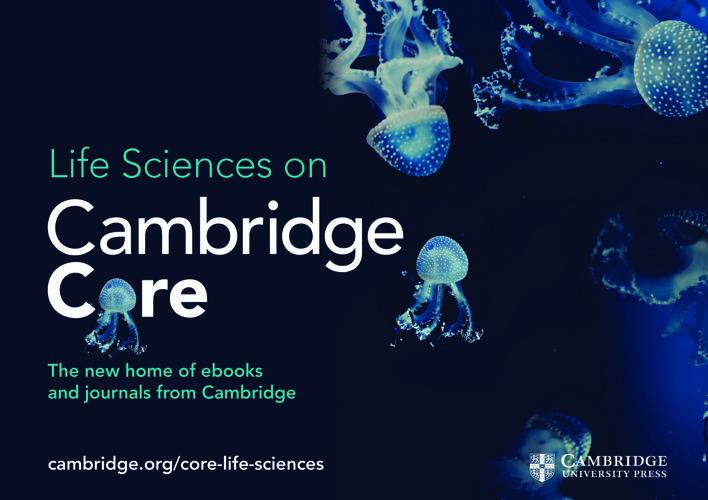 Cambridge Core Life Sciences flyer 2017