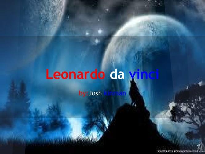 P1 JKinman Vinci