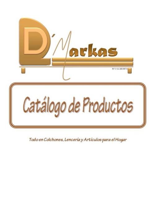 Catálogo Distribuidora D´Markas