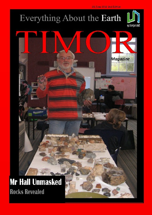 Timor Magazine Term 2 2012