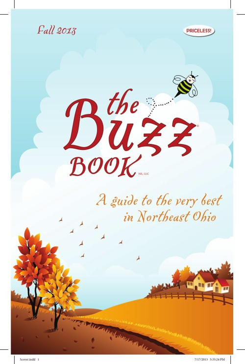 The Buzz Book NE Fall 2013 Edition