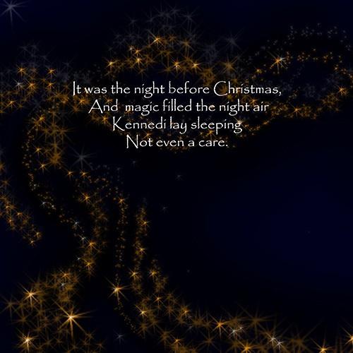 Kristie Taylor Santa Album