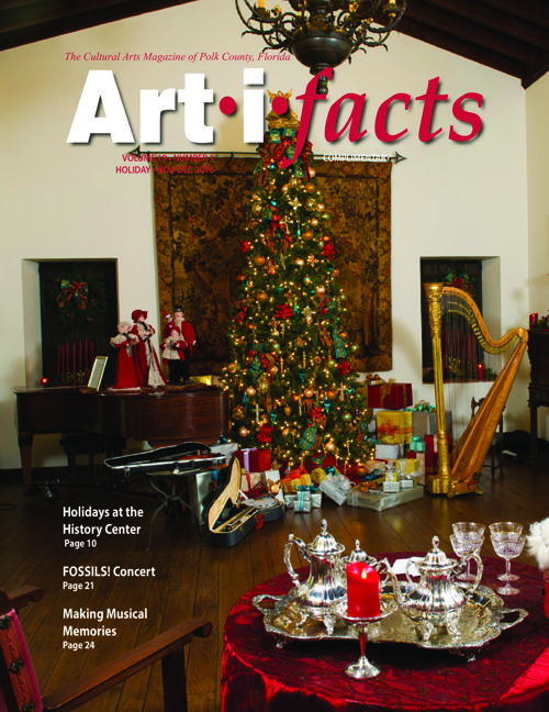 Art-i-facts Holidays 2016