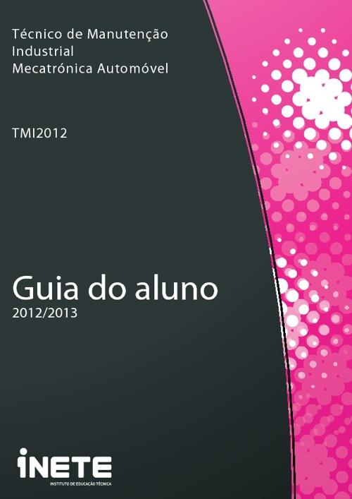 Guia do Aluno 2012/2012 - TMI2012