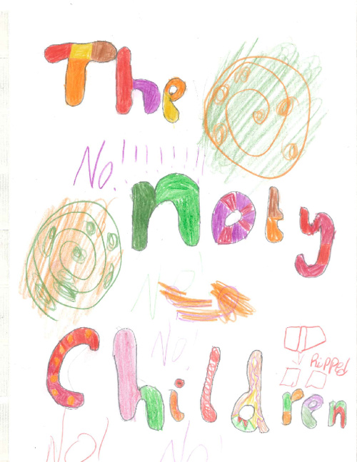 The Noty children by:Fatima 3-G