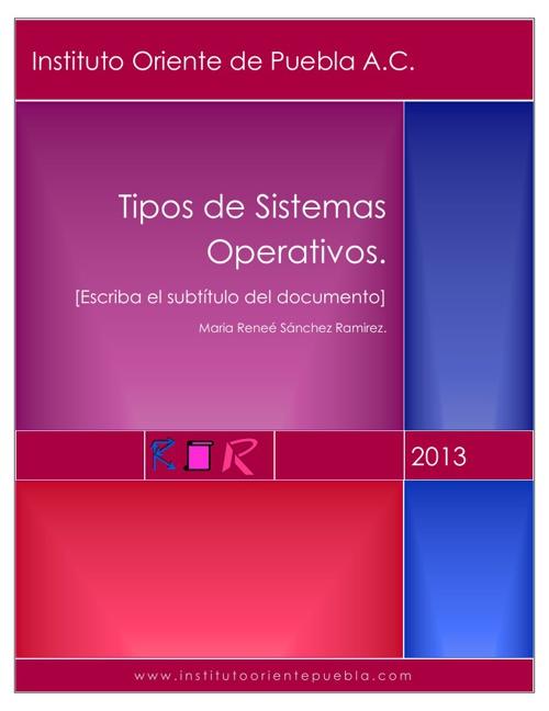 Sistema Operativo PDF