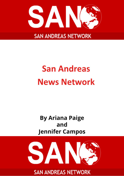San Andreas News Network Newspaper