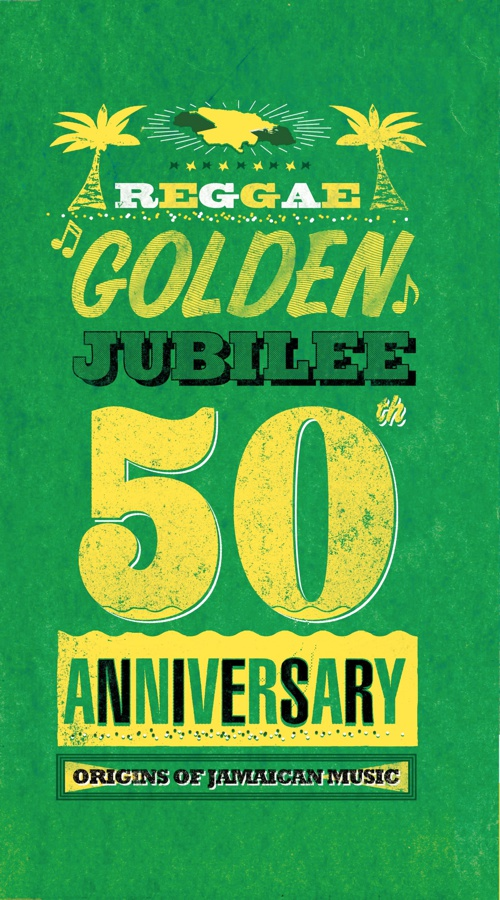 Website Reggae Golden Jubilee - Origins Of Jamaican Music - 50TH