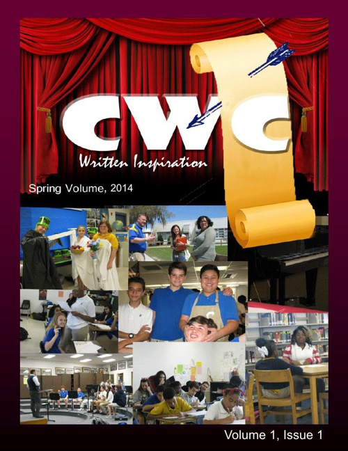 Creative Writing Club Template 2