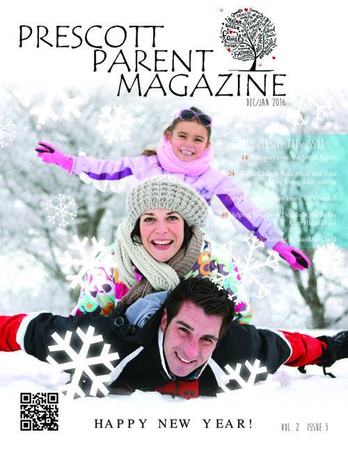 Prescott Parent Magazine December January 2016