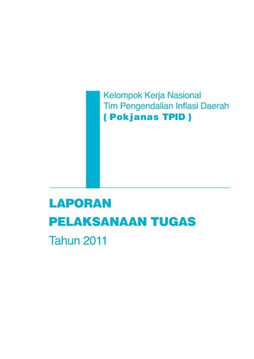 Laporan Kelompok Kerja Nasional Tim Pengendalian Inflasi Daerah