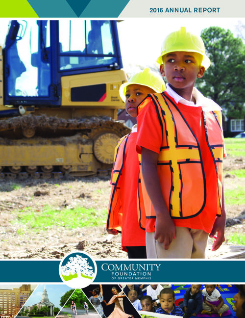 Community Foundation Annual Report 2016