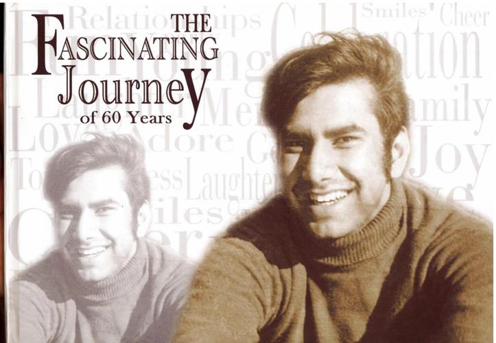 Shishir Nevatia 60th Birthday Book