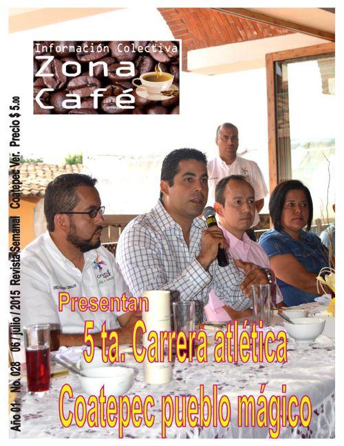 Revista Digital Zona Cafe Numero 028