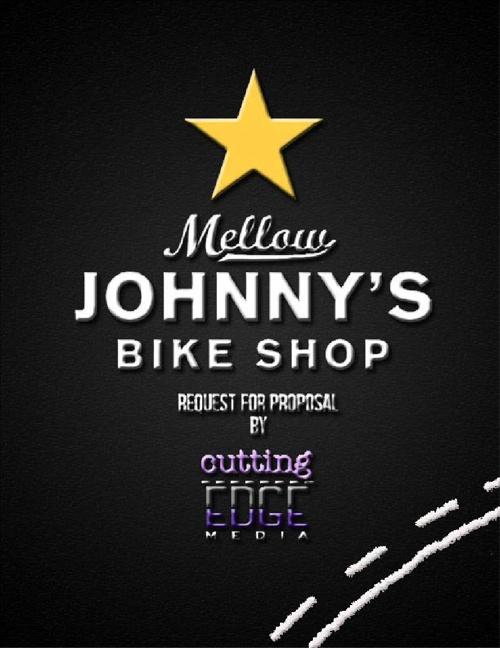 Mellow Johnny's Bike Shop Media Plan