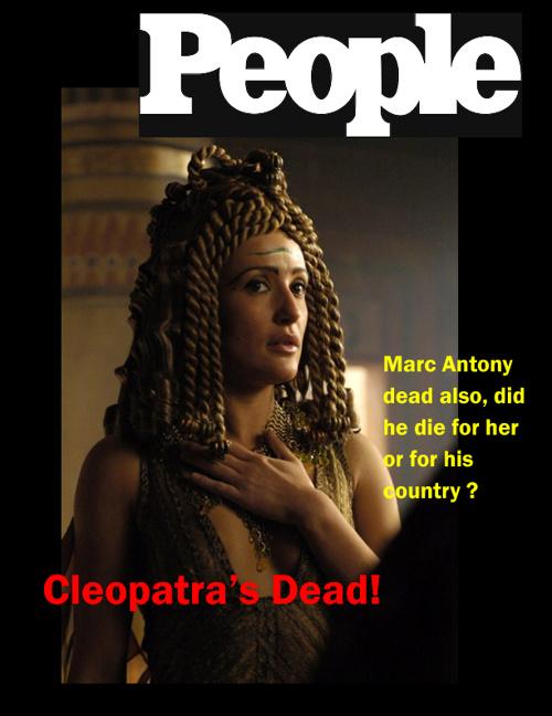 Cleopatra Draft- Marron