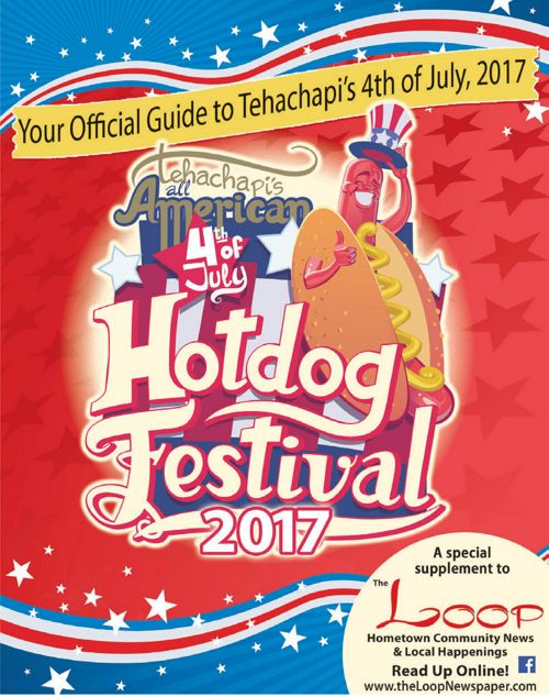 The Loop Newspaper's Guide to Tehachapi's 4th of July, 2017