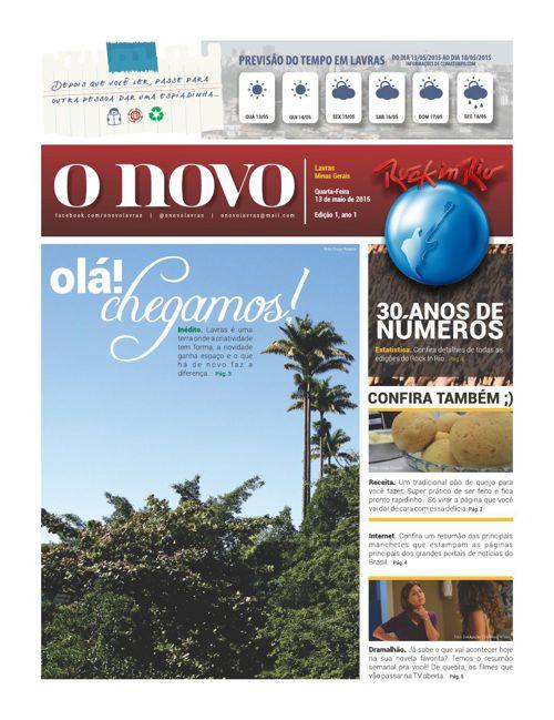 Jornal O NOVO - 01