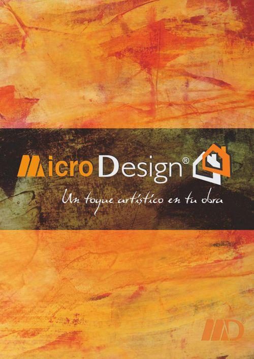 Catálogo MicroDesign