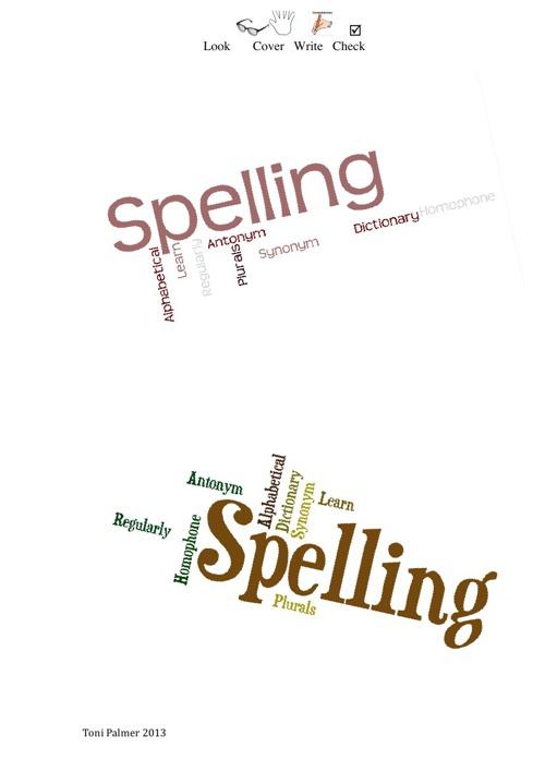 2013 Spelling