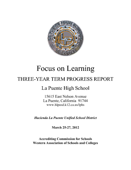 WASC Report 2012