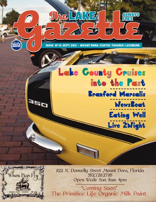 The Lake Gazette for September