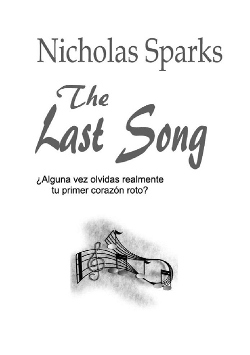 Sparks the last song