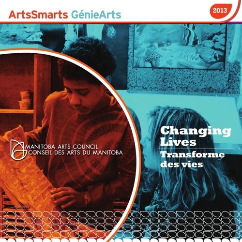 ArtsSmarts & AIS 2013 GénieArts & Artistes à l'école
