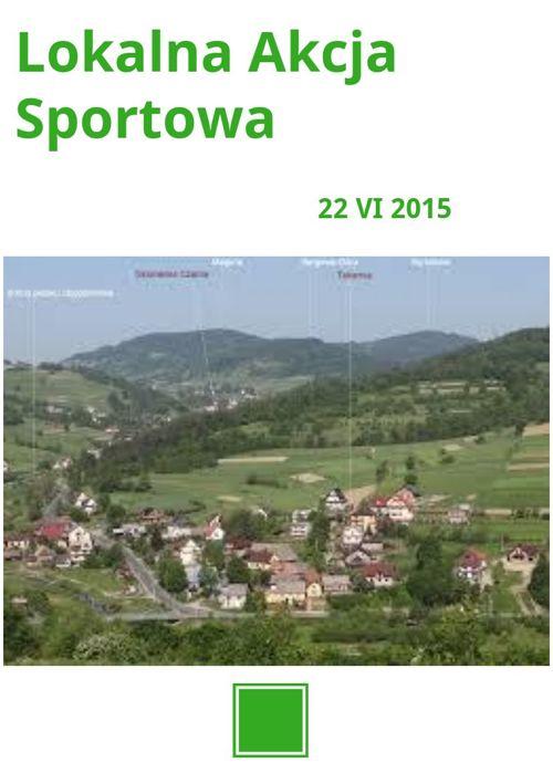 Lokalna AkcjaSportowa