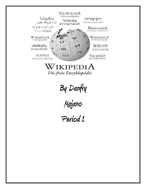 Copy of Wikipedia