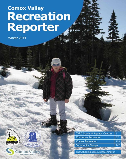 Winter 2014 Recreation Reporter