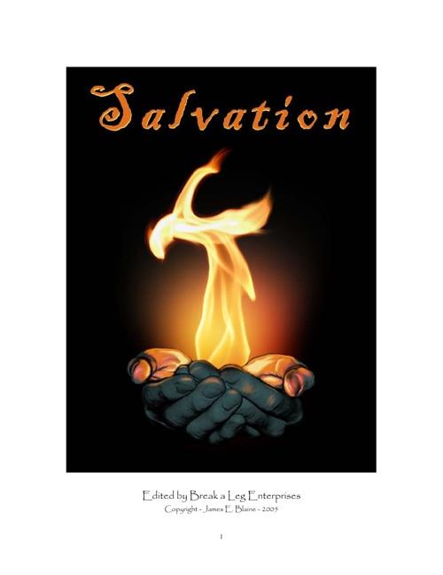 Salvation  by J.Blaine