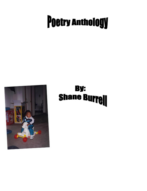 Poetry Anthology 1