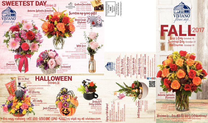 Viviano Flower Shop Fall 2017