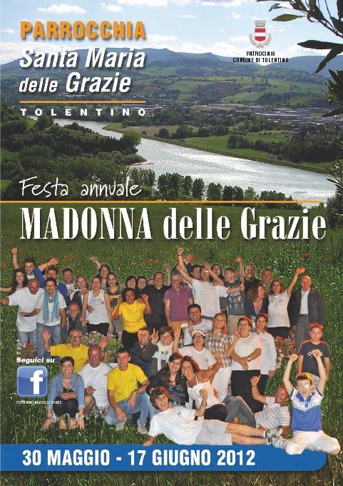 Festa Madonna delle Grazie 2012