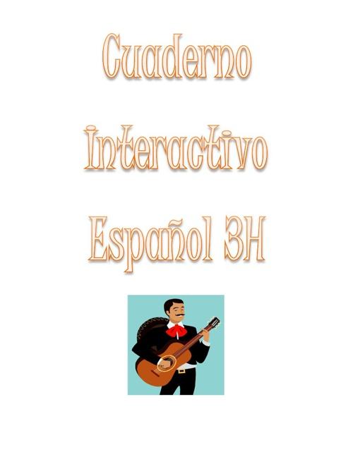 SPANISH 3 INTERACTIVE NOTEBOOK