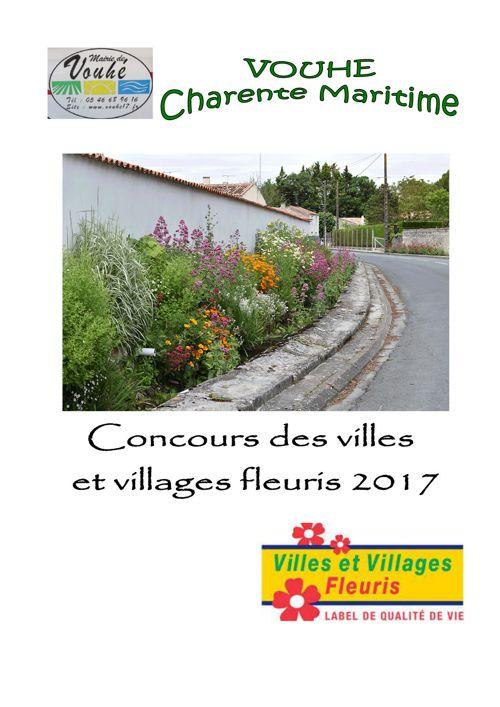 Concours village fleuri