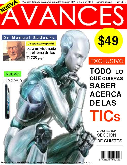Revista Maria del Pilar Solana Lavalle