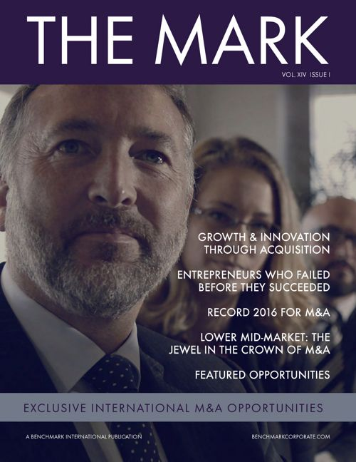The Mark Vol XIV Issue I