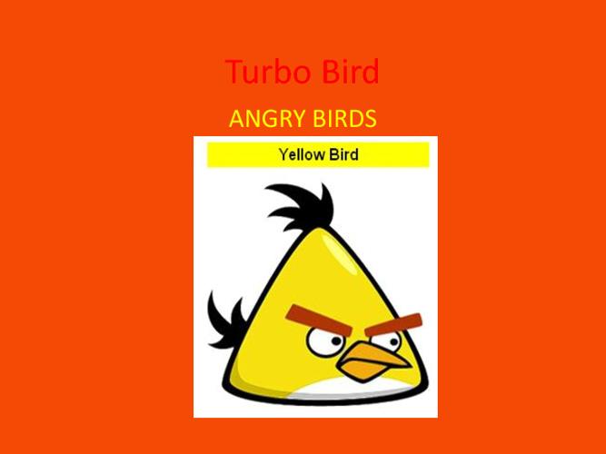 TURBO BIRD-